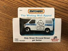 MATCHBOX MB 60 FORD TRANSIT WISHING WELL APPEAL VAN BRAND NEW IN PACKAGE!!