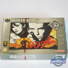 Goldeneye - Nintendo 64 N64 Game UK PAL Brand New Factory Sealed James Bond 007