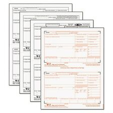 TOPS W-2 Tax Forms For Laser Printers - 22990