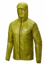New Mountain Hardwear Men Ghost Lite Hooded Jacket XL Python Green ($100 Retail)