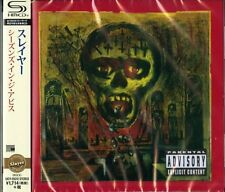 SLAYER-SEASONS IN THE ABYSS-JAPAN SHM-CD D50