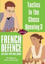 Tactics in the Chess Opening 3. New in Chess. NEW BOOK