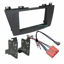 MAZDA 5 CAR STEREO DOUBLE/2/D-DIN RADIO INSTALL DASH KIT W/ WIRES 95-7521B