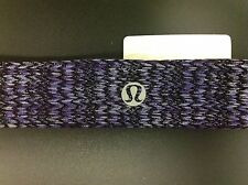 NWT Authentic Lululemon Ziggy Wee Caspian Slipless Headband ZGWC
