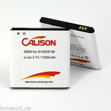 Calison Battery Samsung GT-i9000 Galaxy S (EB575152VU) Battery Battery Battery