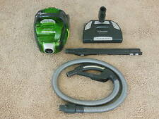 Electrolux Ultra active BAGLESS Canister vacuum cleaner Green