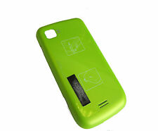 For Samsung i5700 Galaxy Lite Spica Rear Back Door Battery Cover Case Green UK