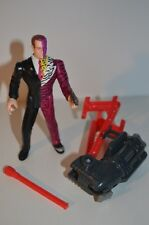 0125 Batman Forever Two-Face action figure - Kenner DC Comics