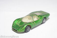 MATCHBOX 45 FORD GROUP 6 METALLIC GREEN EXCELLENT CONDITION