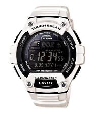 Casio WS220C-7BV, Solar Powered Watch, 5 Alarms, World Time, 120 Lap Memory