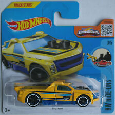Hot Wheels - Fig Rig gelb/blau Neu/OVP