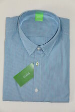 NEU HUGO BOSS GREEN HEMD Gr. L, UVP: 89,95 €
