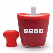 Zoku Single Quick Pop Maker Red ZK110-RD