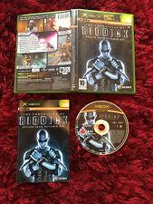 Chronicles of matado escapar de carniceros Bay-Completa Xbox Juego-Sierra