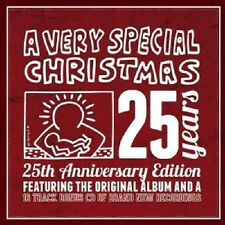A Very Special Christmas (25th Anniversary Edition) 2 CD International Pop Nuovo