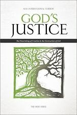 NIV God's Justice: the Holy Bible : The Flourishing of Creation and the...