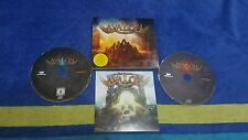 Timo Tolkki's Avalon a metal opera the land new hope cd+dvd press 2013 Ita usato