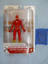 Q6_3 DC Direct Collectibles Lot JUSTICE LEAGUE WAR THE FLASH Animated Movie Ver.