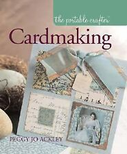 The Portable Crafter: Cardmaking-ExLibrary