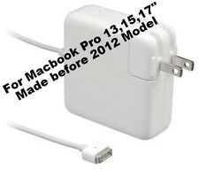New 85Watts AC Charger for Apple MacBook Pro 13,15,17inch