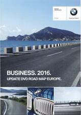 BMW Navigation Road Map Europe Business 2016