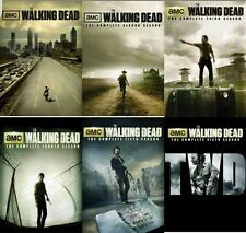 The Walking Dead DVD ALL Season 1-6 Complete DVD Set Collection Series