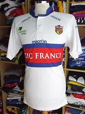 Rugby League Shirt Wakefield Wildcats 2012 (M) Home Macron Jersey