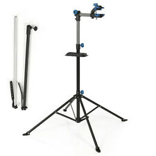 "Bike Rack Adjustable 43"" To 75"" Repair Stand with Telescopic Arm Bicycle Cycle"