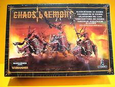 Dämonen des Chaos - Chaos Daemons - Bloodcrushers of Khorne - Zerschmetterer