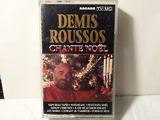 K7 DEMIS ROUSSOS Chante Noel ARC 10605 4