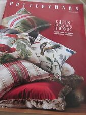 POTTERY BARN CATALOG HOLIDAY 2015 GIFTS FOR YOUR HOME BRAND NEW