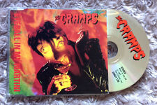 THE CRAMPS / EYEBALL IN MY MARTINI - CD single (UK 1991 - Big Beat Rec.) RARE !!