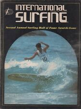 1967 INTERNATIONAL SURFING MAGAZINE Vol 3, # 5 DALE VELZY Hall Of Fame Issue