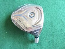 NEW* TOUR ISSUE* Taylormade JETSPEED *LONG HOSEL* 16 / 17* 3 HL Wood HEAD...#01k