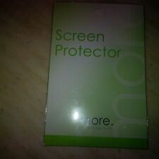 Clear screen protector for IPhone 3 G.