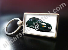 FORD ESCORT RS COSWORTH METAL KEY RING. CHOOSE YOUR CAR COLOUR.
