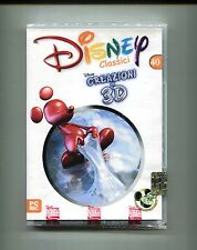 Disney Classici # DISNEY CREAZIONI IN 3D # I CD Rom di Topolino n.40 - PC CD