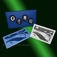 2014 Half-Dollar Silver 50th Anniversary Kennedy - 4 Coin Set