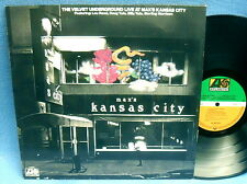 LP VELVET UNDERGROUND - MAX'S KANSAS CITY // GERMAN ATLANTIC // **** MINT- ****
