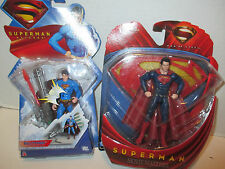 Superman Movie Masters Action Figures & Superman Returns Action Figures