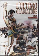 Dvd video **L'ULTIMO GLADIATORE** di Umberto Lenzi nuovo sigillato 1964