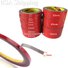 USA--3M Auto Truck Car Acrylic Foam Double Sided Attachment Adhesive Tape 3m