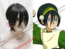 Avatar The Legend of Korra - Toph Beifong Cosplay Wig