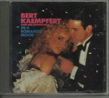 BERT KAEMPFERT In A Romantic Mood CD Mint (1989)