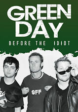 GREEN DAY New Sealed 2016 HISTORY & BIOGRAPHY OF THE EARLY YEARS DVD