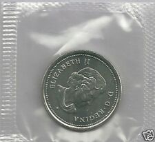 *RARE 2004 CANADA QUARTER TEST COIN  COLOR POPPY RARE