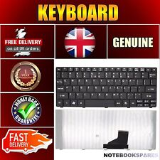 Matte Black US Layout Laptop Keyboard for ACER ASPIRE ONE D257 SERIES D257 ZH9