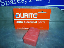 1x Durite - Battery Terminal Clamp Rubber Cover Red - 1-558-99