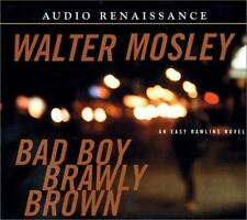Bad Boy Brawly Brown 7 by Walter Mosley  CD Unabridged Audiobook on Compact Disc