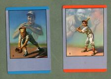 Baseball Playing Cards Babe Ruth & Lou Gehrig RARE Kings of the Diamond RARE